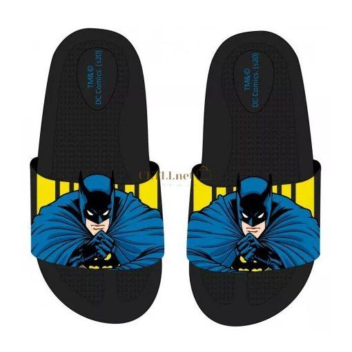Batman 3D gyerek papucs fekete, 25-26
