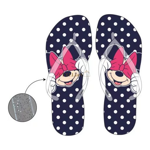 Minnie gyerek papucs, Flip-Flop, 30-31