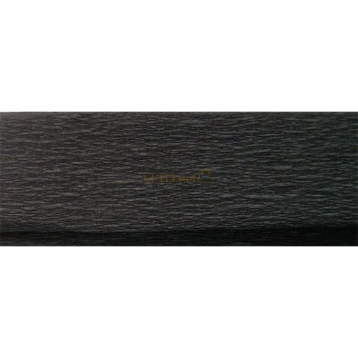 Krepp-papír, 50x200 cm, VICTORIA, fekete