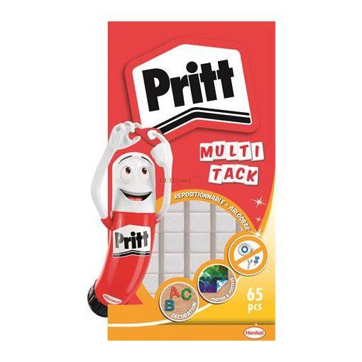 "Gyurmaragasztó, 65 kocka/csomag, HENKEL ""Pritt Multi Fix"""