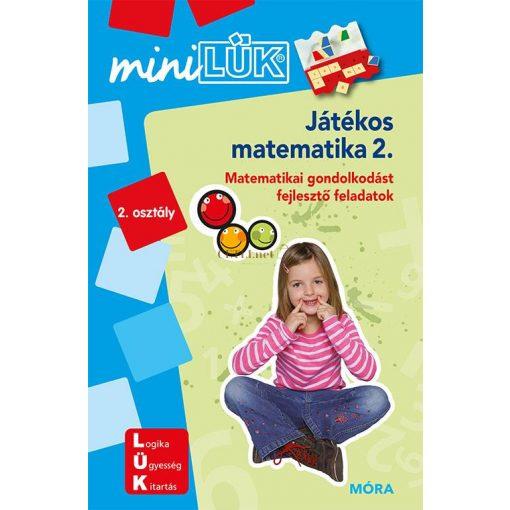 JÁTÉKOS MATEMATIKA 2. - MINILÜK
